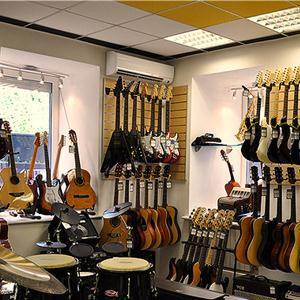 Музыкальные магазины Чегем-Первого