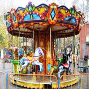 Парки культуры и отдыха Чегем-Первого