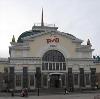 Железнодорожные вокзалы в Чегеме-Первом