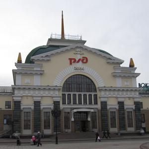 Железнодорожные вокзалы Чегем-Первого